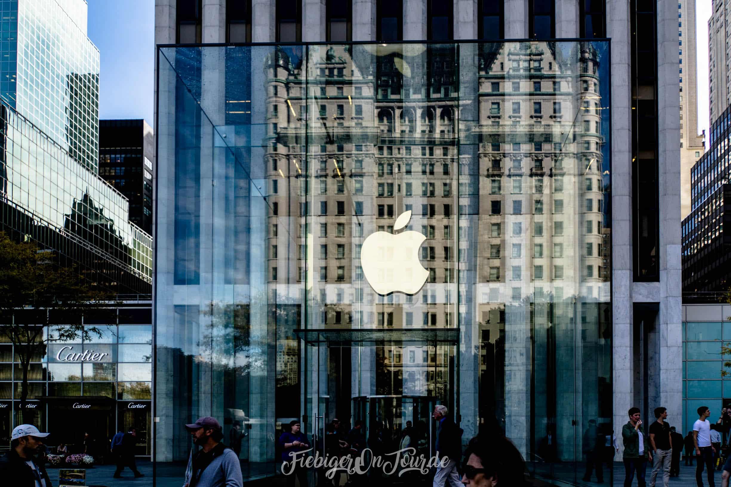 New York Apple Store-3