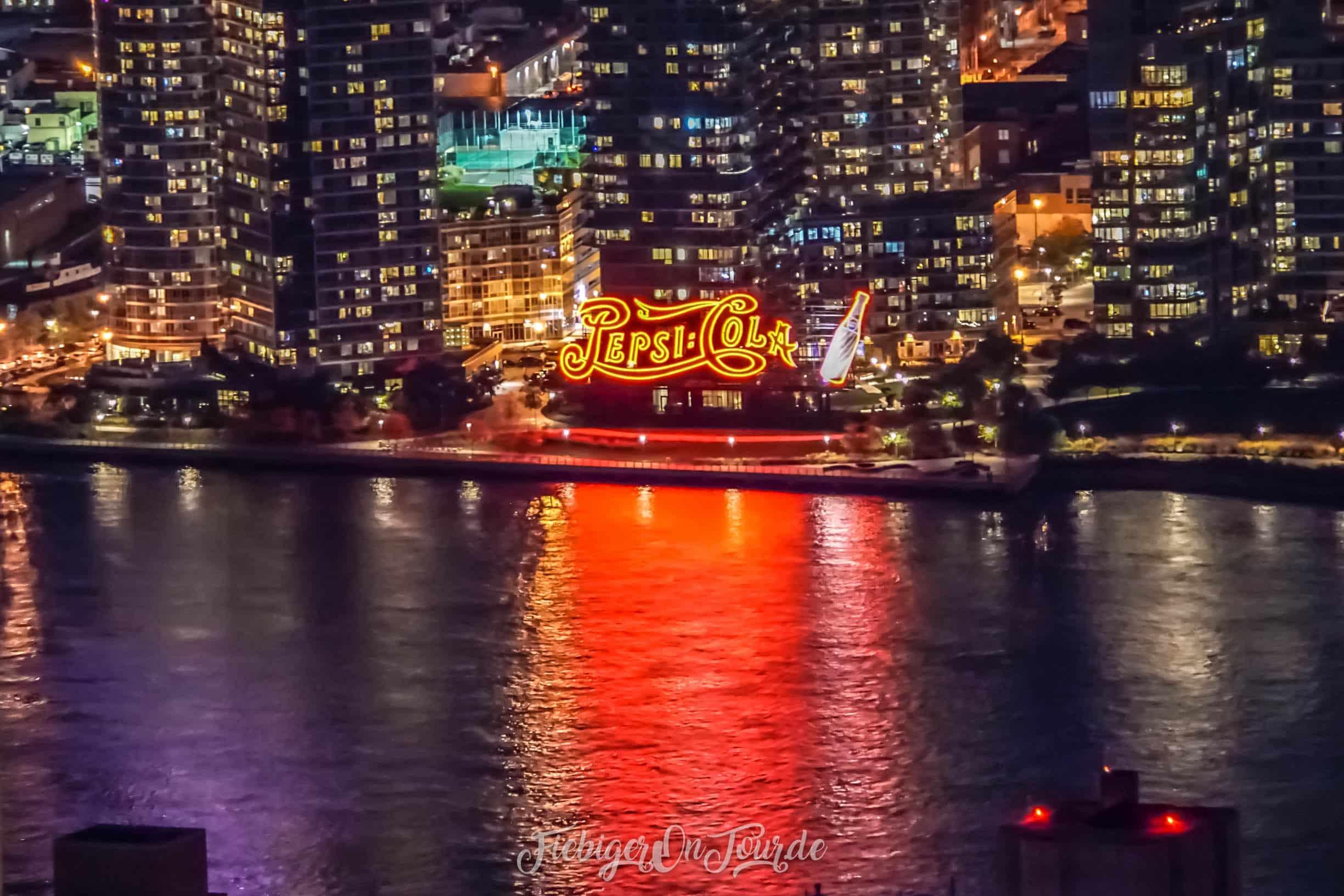 New York Pepsi Cola Night