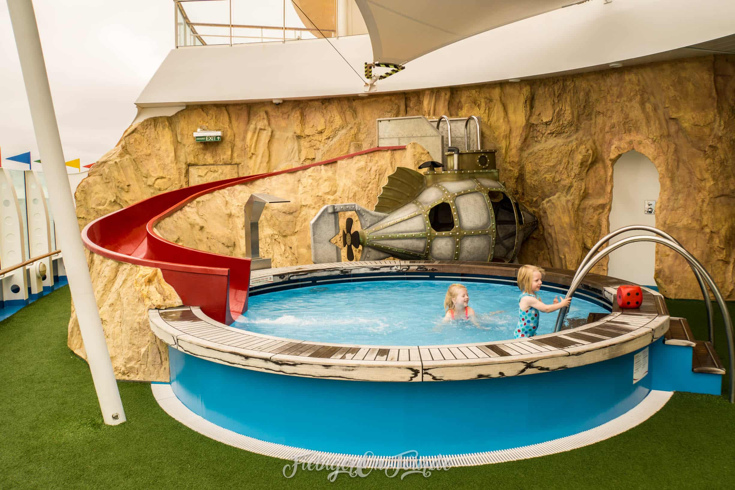 Aida Kids Club Pool