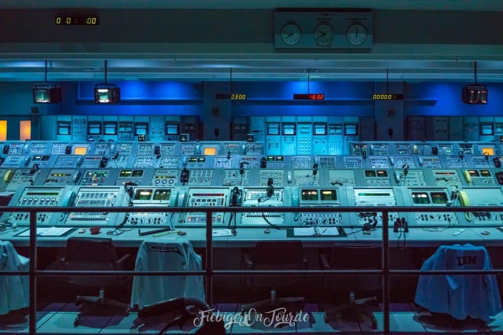Mission Control Cape Canaveral